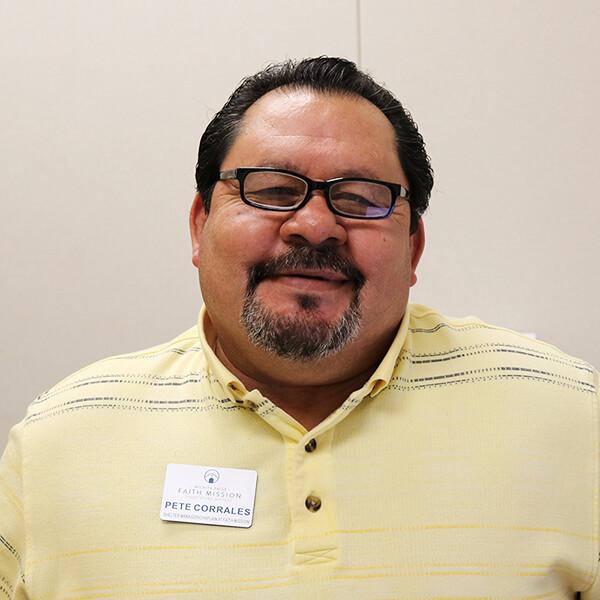 Pete Corrales