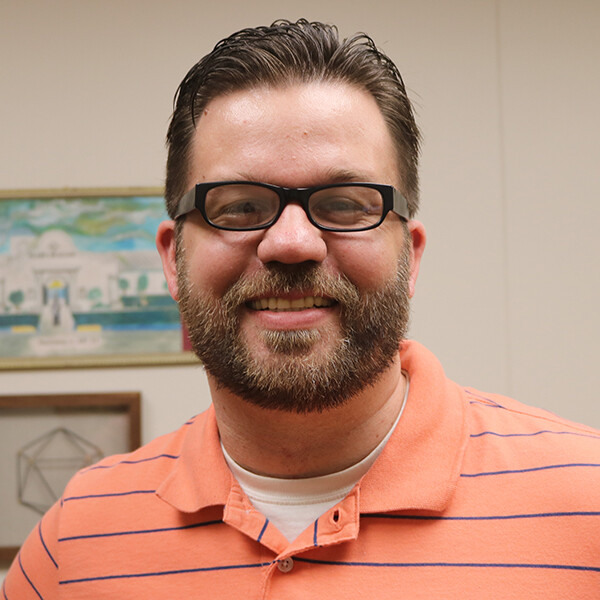 Jeff Baker – New Faith Mission Site Director